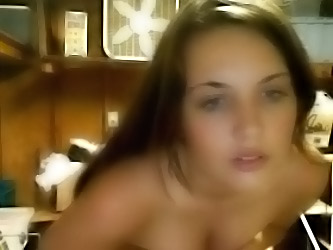 18yo Hayley Naked On Webcam