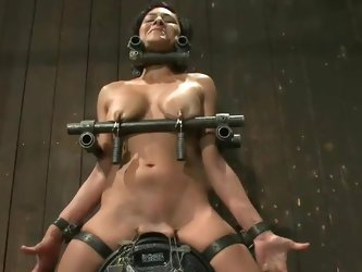 Awesome Beretta James has Tortured And Humiliated