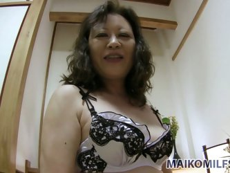 Japanese milfs have the same sex needs as any...