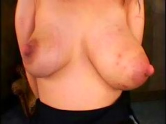 Titty Destruction, Huge Tits Used Like Punching...
