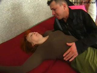 Drunk mother seduced and fucked hard...